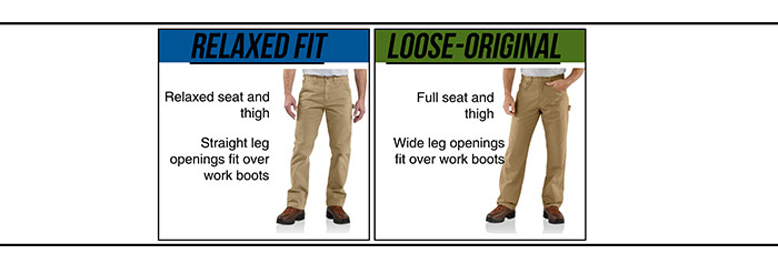 How To Choose Carhartt Pants Dungarees Work Wear Resources