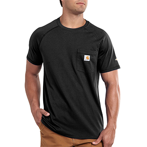 df37be77044f The Force® material is Carhartt s answer to a simple problem  How can a  shirt be made to get workers through an entire day in extreme dirt and  sweat and ...