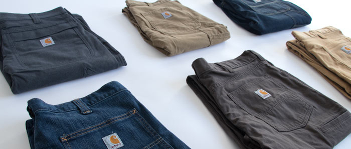 New Carhartt Pant Styles