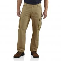 Rugged Relaxed Fit Cargo Pant