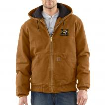 Missouri Sandstone Active Jacket - Quilted Flannel Lined