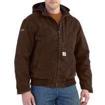 Full Swing™ Sandstone Active Jac - Sherpa Lined