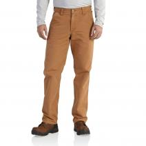Washed Duck Relaxed Fit Pant
