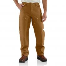 Double Front Work Loose-Original Fit Pant