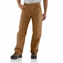 Washed Duck Work Loose-Original Fit Pant