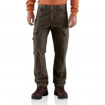 Cotton Ripstop Relaxed Fit Cargo Pant