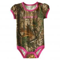 Camo Bodyshirt - Girls