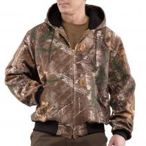 Camouflage Active Jacket - Thermal Lined