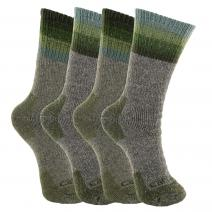 Carhartt WA5546-4 - Women's Cold Weather Wool Blend Sock - 4 Pack