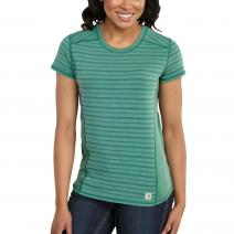 Women's Force® Performance Striped T-Shirt