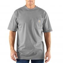 Carhartt 100234 - Flame-Resistant Force® Short Sleeve Cotton T-Shirt