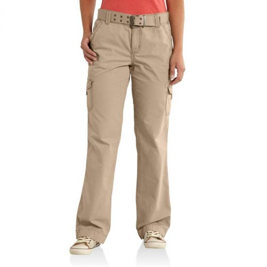 Carhartt 100365 - Women's El Paso Ripstop Relaxed Fit Pant