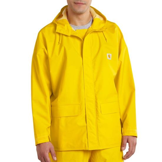 Yellow Carhartt 101076 Front View
