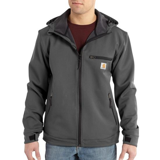 Charcoal Carhartt 101300 Front View
