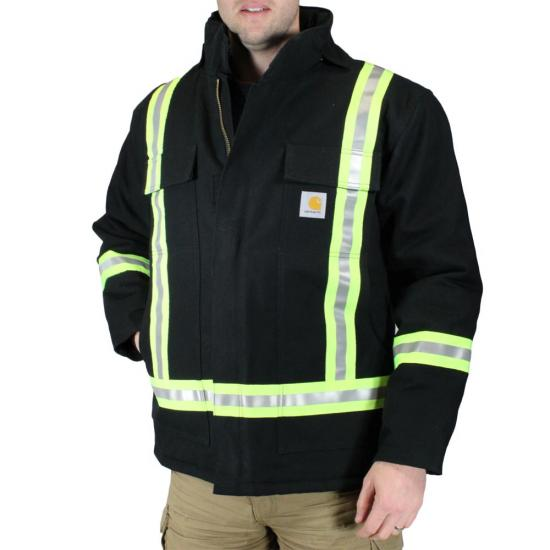 Carhartt 101694 High Visibility Striped Duck Traditional