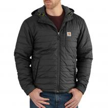 Gilliam Hooded Jacket - Quilt Lined