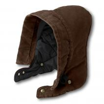 Sandstone Arctic Hood - Quilt Lined