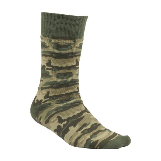 Carhartt A439 - Camouflage Crew Sock