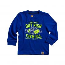 Out Fish Them All Tee - Boys