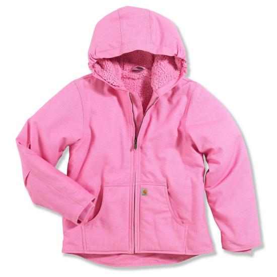 Carhartt CP9456 - Redwood Jacket Sherpa Lined - Girls