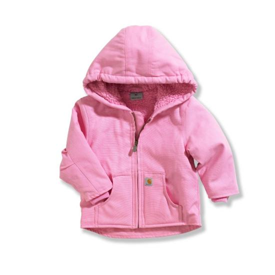 Carhartt CP9460 - Redwood Jacket Sherpa Lined - Girls