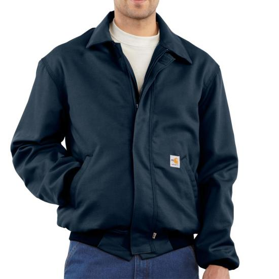 Carhartt FRJ020 - Flame-Resistant All-Season Bomber Jacket