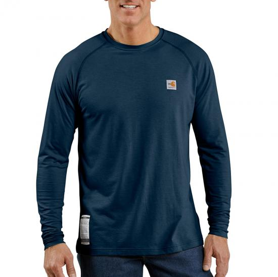 Dark Navy Carhartt FRK009 Front View