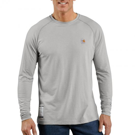 Carhartt FRK009 - Flame-Resistant Force® Long Sleeve T-Shirt
