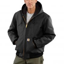 Duck Active Jacket - Quilted Flannel Lined