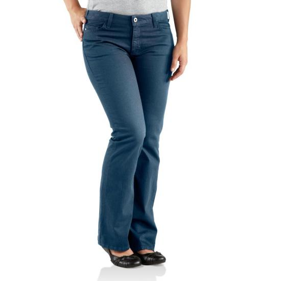 Carhartt WB040 - Women's Basic Curvy Fit Jean