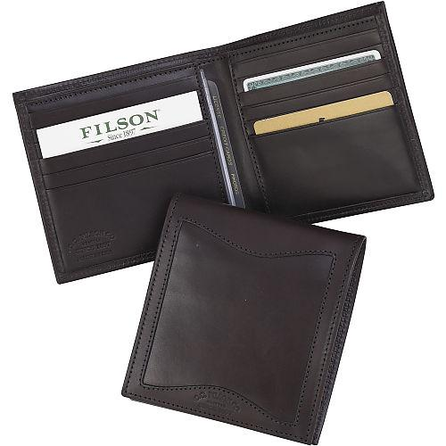 Filson 2001-BR - All Leather Packer Wallet