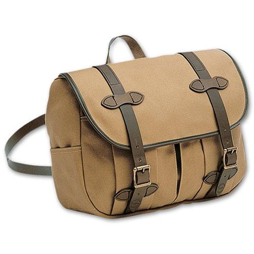 Dark Tan Filson 70232 Front View