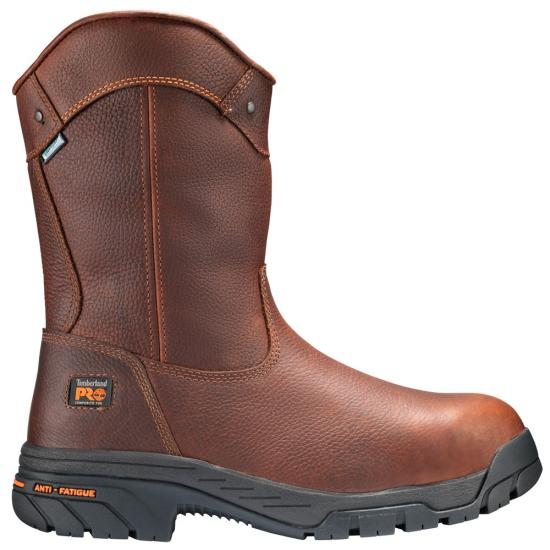 Brown Timberland PRO 88537 Right View