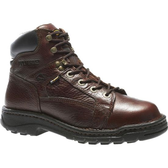 Wolverine W04378 - Exert DuraShocks® Lace To Toe Opanka Boot - 6