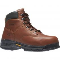 Harrison Lace-Up Boot - 6""